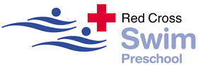 Red Cross Swim Preschool Logo